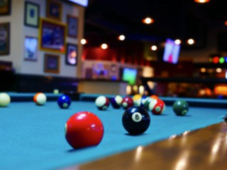 Expert pool table setup in Newnan content img2